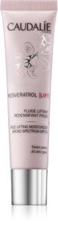 Caudalie Resveratrol [Lift] увлажняющий флюид с эффектом лифтинга SPF 20